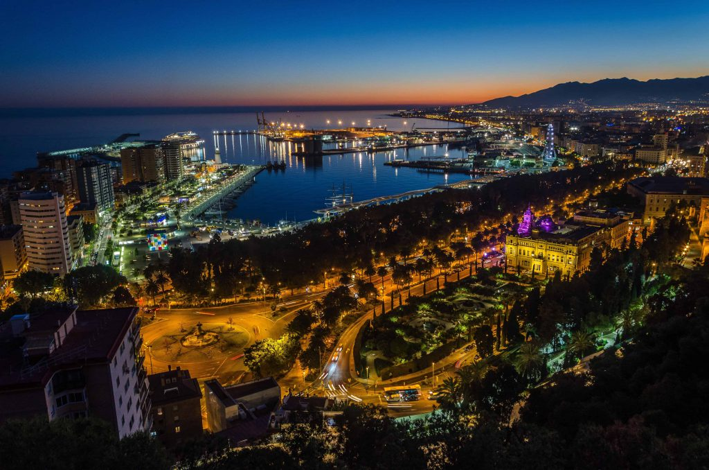 Best destinations to visit in Spain for the summer - Malaga Spain